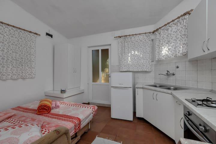 Studio Apartment, beachfront in Bogomolje