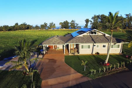 North Shore Country Villa - Kahuku - Villa