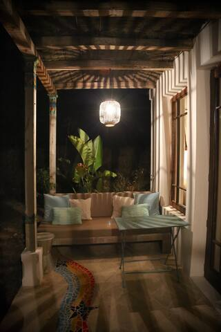 private terras studio