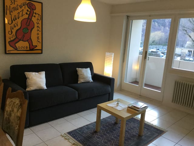 Appartement Octodurien - Martigny - Apartamento
