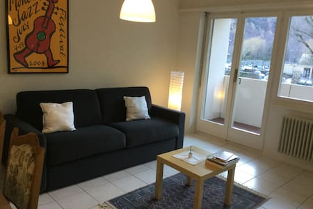 Appartement Octodurien - Martigny