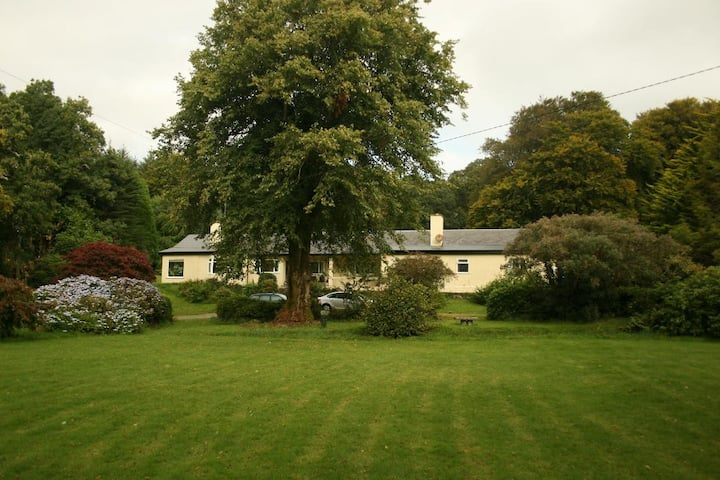Country House overlooking Lough Corrib