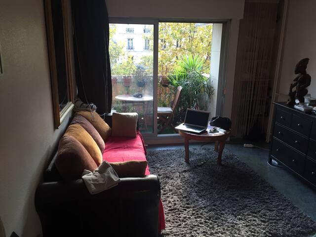 Beau Apartement Philipe auguste