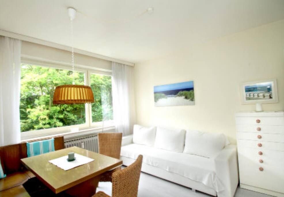 strandallee timmendorf 3 min zum strand appartements louer timmendorfer strand. Black Bedroom Furniture Sets. Home Design Ideas