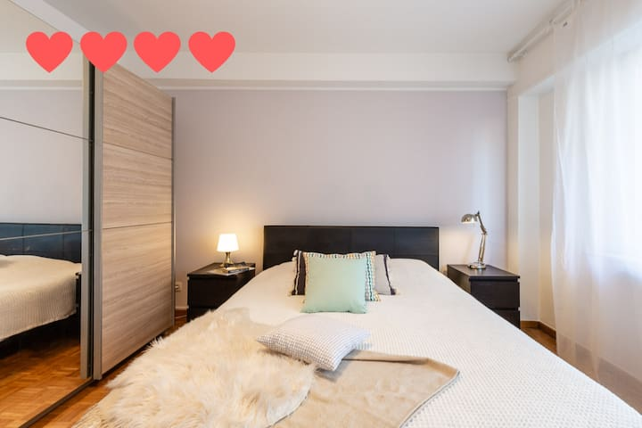 Central City Center- Great Location & Comfort❤❤❤❤