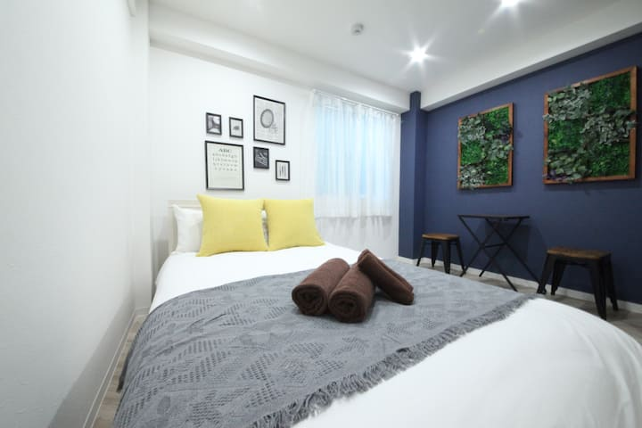 H175 New Open!5min Shibuya station ! Max2ppl! WIFI