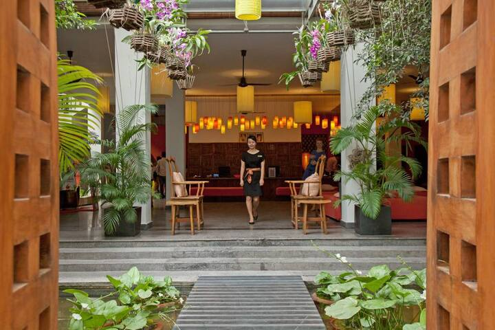 Tea Palace Urban Hotel - Standard room