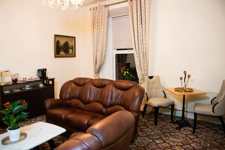 Double Room with Private bathroom in Dublin City Centre