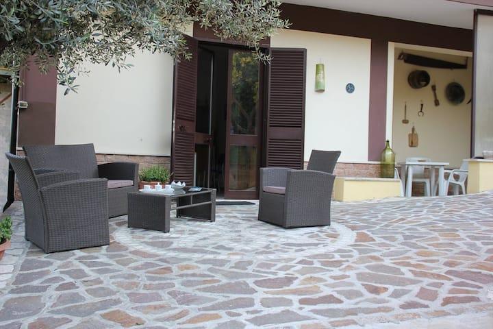 Confortevole Casa con giardino