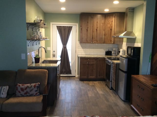 Hummingbird House just finished a complete remodel