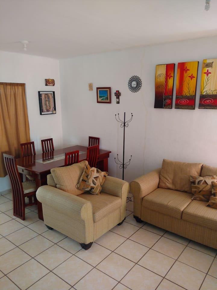 Casa Thamara, Colima