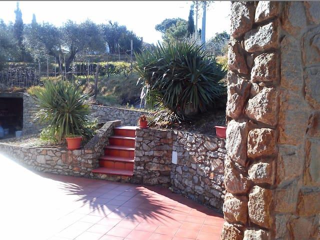 Due Archi Casetta nel Oliveto.