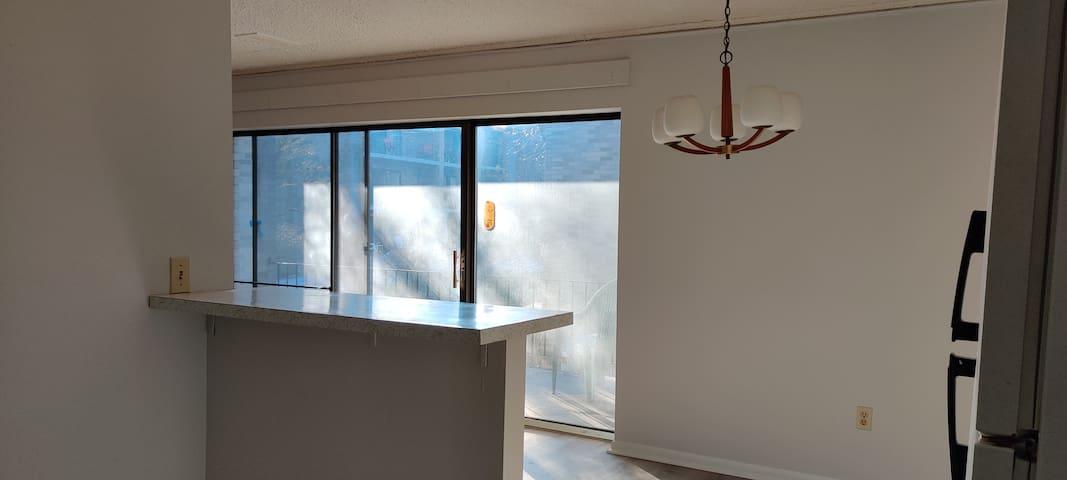 2 bedroom condo near med/ed