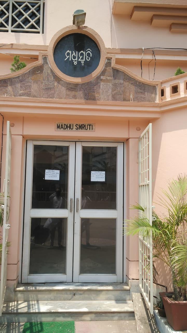 Madhusmruti- Executive room with gym access