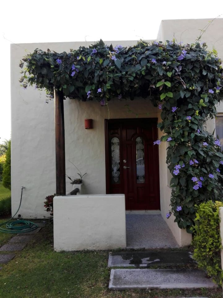 Charming house near Chapala lake