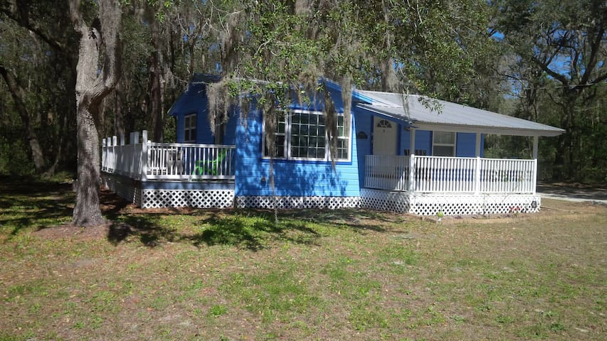 The Suwannee River Cottage
