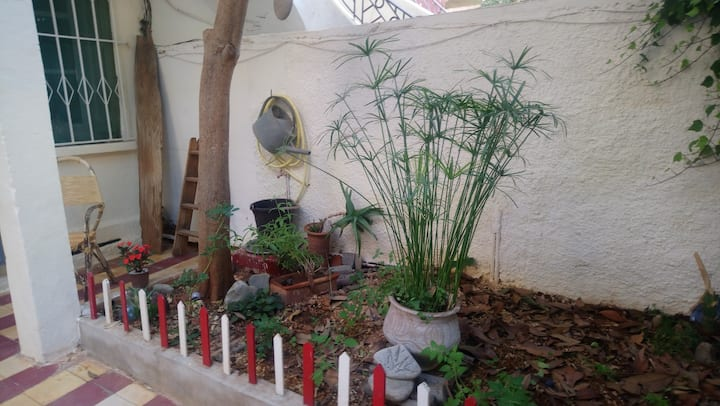 Maison à Meknès.