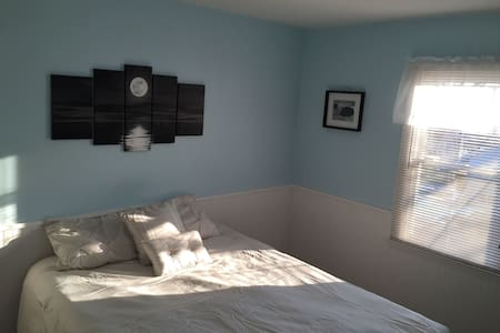 Private Room, great area and close to NYC - Ringwood - Casa