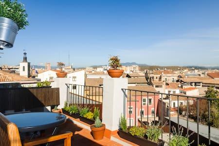 Apartament Romàntic - Girona - Apartment