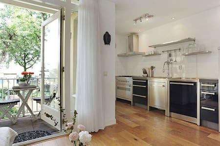 Lovely apartment in Westerpark area! - Appartement