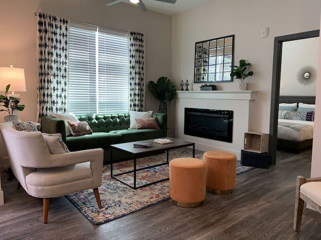 Brilliant apartment home   2BR in New Orleans