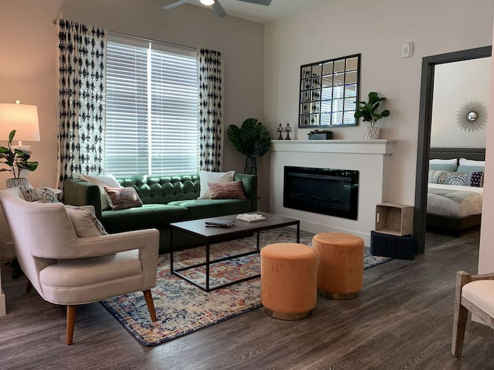 Brilliant apartment home | 2BR in New Orleans