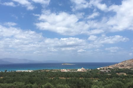 Spacious house in eastern Crete
