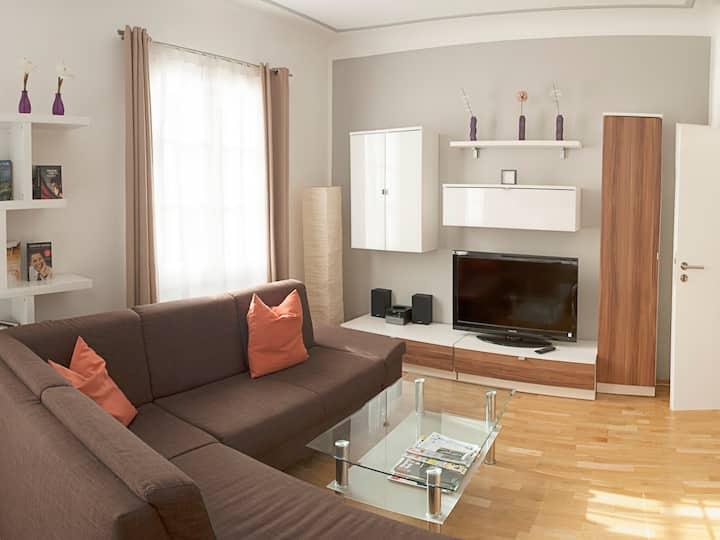 Appartementhaus Angelika, (Lindau am Bodensee), D Bödele, 50 qm, 1 Wohn-/Schlafzimmer, max. 2 Personen
