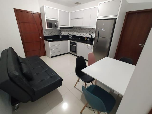 ✦ Apartamento P/ 4 Hospedes  - Centro da Cidade  ✦