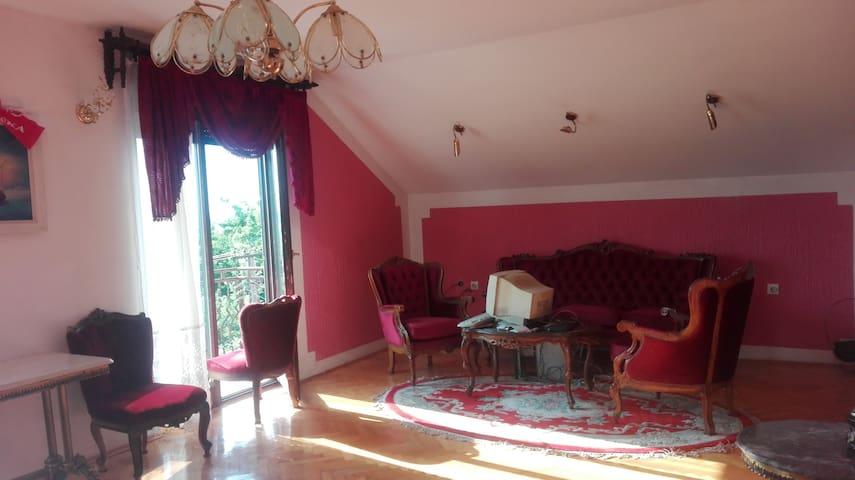 Роскошные аппартаменты на фоне сербской  природы
