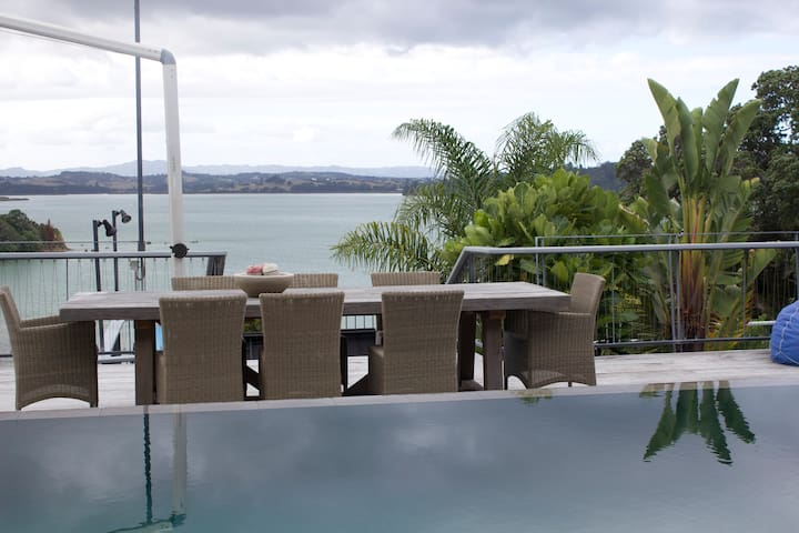 UHURU - Pohuehue - ที่พักพร้อมอาหารเช้า