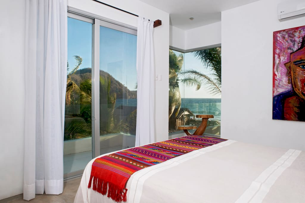 View from a bedroom