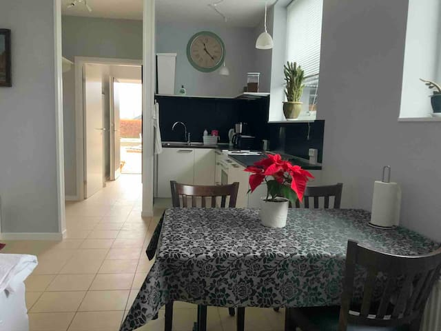 Cute studio close to central Ringsted