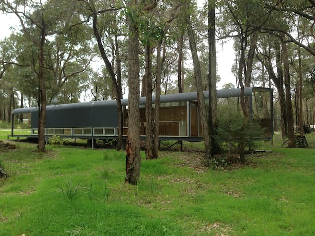 Glass House on the Lake - Cowaramup - Haus