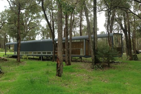 Glass House on the Lake - Cowaramup