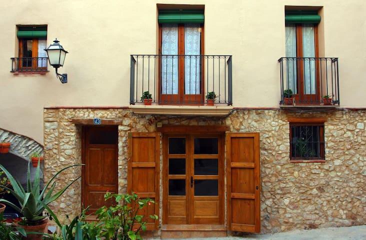APARTAMENTO RURAL CA LA IAIA - Rasquera - Rumah