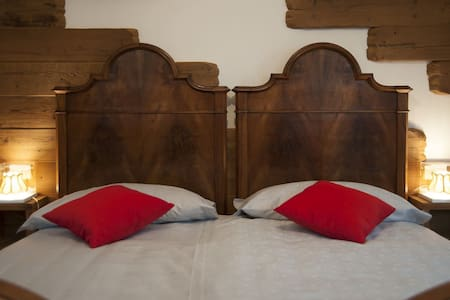 Alloggiare nella storia tra le Dolomiti - Bed & Breakfast