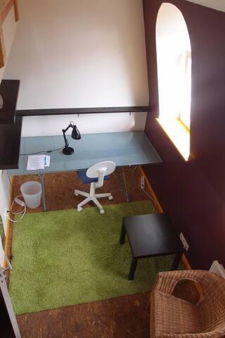 cosy studio close to the citadelle
