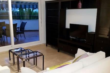 Bonito apartamento en Guadalmina Baja - San Pedro de Alcántara