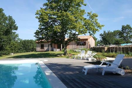 Découverte et Bien-Etre en Dordogne - Badefols-sur-Dordogne - House