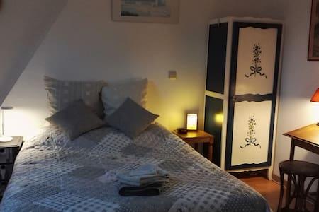 Belle chambre spacieuse au cœur de Gembloux - Gembloux - House