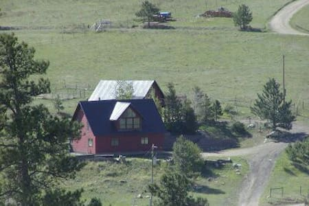 Nice 2400 Sq  Ft Home in Mountains - Drake - House