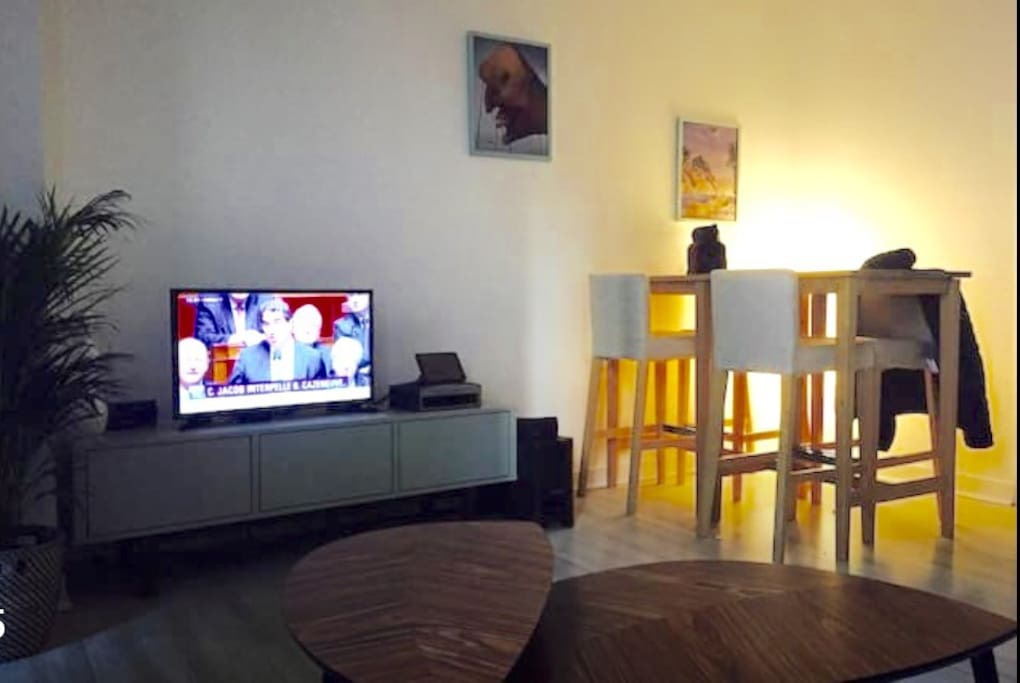 Centre ville tr s calme pey berland gambetta for Appartement bordeaux centre ville location