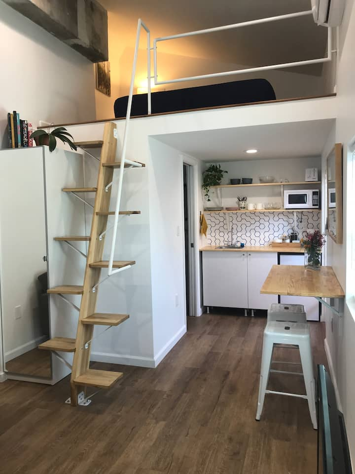 La Casita Studio Loft -perfect Miami location-