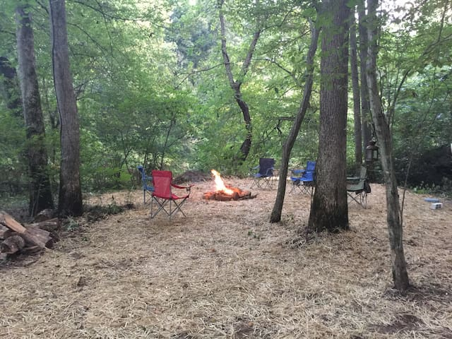 River Hills Camping - Skeeter Point Campsite - Culpeper - Stan