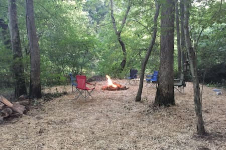 River Hills Camping - Skeeter Point Campsite - Sátor