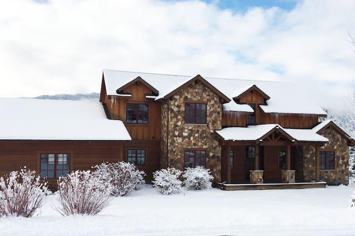 Aspen area vacation home
