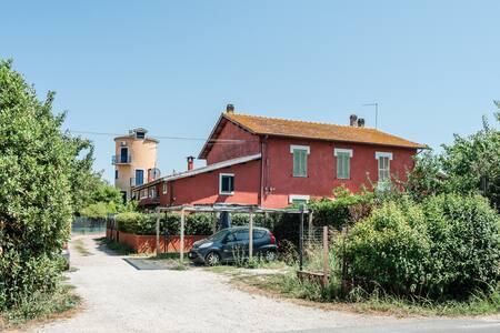 Sea&Country Apartment - Centro Tre Denari - Casa