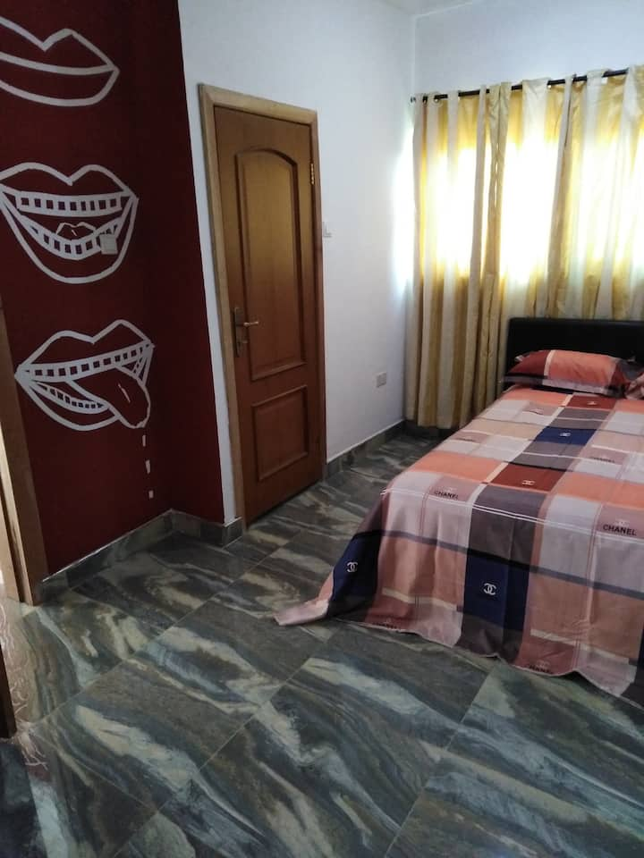 African Regent Entire Apartments in East Legon,