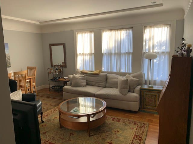 Beautiful 2 Bed Noe Valley Apartment